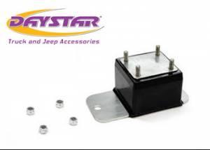 Suspension Parts - Transmission Parts & Accessories - Daystar - Daystar KJ01007BK 84-97Jeep Cherokee XJ Transmission Mount 2.5 Auto