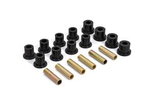 Suspension Parts - Bushings - Daystar - Daystar KJ02008BK Jeep MJ Comanche Spring Shackle Bushings 86-92 Jeep MJ Comanche Rear