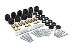 """Suspension Parts - Body Lift Kits - Daystar - Daystar KJ04503BK Body Lift Mount 1"""" Jeep CJ5/CJ7 1976-1979"""