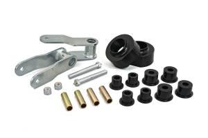 """Daystar Products - Lift Kits - Daystar - Daystar KJ09105BK 1.75"""" Lift Jeep Cherokee XJ"""