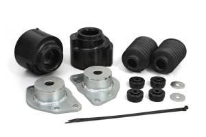 """Daystar Products - Lift Kits - Daystar - Daystar KJ09117BK 2.5"""" Lift Kit Jeep Liberty 2003-2007"""