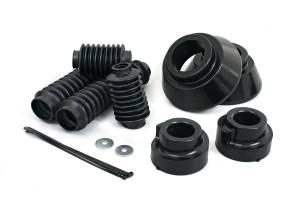 """Daystar Products - Lift Kits - Daystar - Daystar KJ09123BK 1.5"""" Lift Jeep Liberty KJ Diesel 2002-2007"""