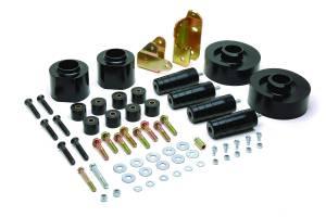 """Daystar Products - Lift Kits - Daystar - Daystar KJ09126BK 3"""" Lift Jeep Wrangler TJ 1997-2006"""