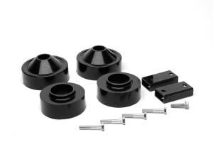 "Daystar Products - Lift Kits - Daystar - Daystar KJ09137BK 1.75"" Lift Jeep Wrangler JK 2007-2018"