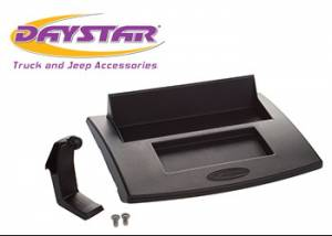 Interior Accessories - Dash Panels - Daystar - Daystar KJ71041BK Universal Phone Cradle for Upper Dash Panel KJ71020