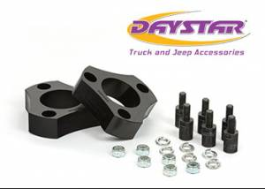 "Suspension Parts - Leveling Kits - Daystar - Daystar KN09106BK 2"" Leveling Kit Nissan Frontier 2005-2014"