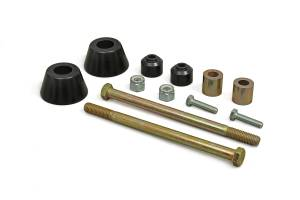 """Suspension Parts - Differential Drop Kits - Daystar - Daystar KT01001BK Tacoma Differential Drop Kit Lowers 1"""" Toyota Tacoma 1996-2004"""