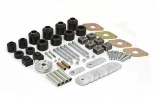 "Suspension Parts - Body Mount Kits - Daystar - Daystar KT04506BK Body Mount Kit 1"" Toyota Tacoma 1996-2004"