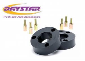 "Suspension Parts - Leveling Kits - Daystar - Daystar KT09126BK 2.5"" Front Leveling Kit Toyota FJ 2007-2014"