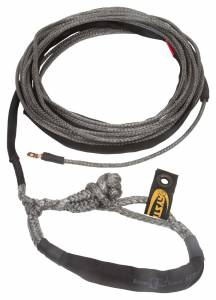 Winch Accessories - Winch Rope - Daystar - Daystar KU10404BK Winch Line