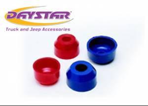 Suspension Parts - Miscellaneous Suspension Parts - Daystar - Daystar KU13025BK Ball Joint Dust Boots Upper and Lower 4 16mm x 41mm