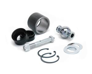 "Suspension Parts - Poly Joints - Daystar - Daystar KU70000BK 2.5"" Poly Flex Joint Weld On"