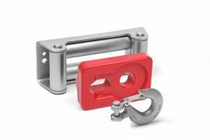 Exterior Accessories - Winch Accessories - Daystar - Daystar KU70039RE Winch Isolator Roller Red
