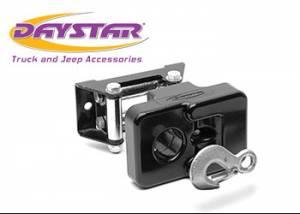 Exterior Accessories - Winch Accessories - Daystar - Daystar KU70045BK UTV/ATV Small Winch Roller Fairlead Isolator Black