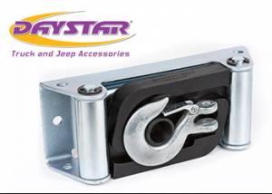 Exterior Accessories - Winch Accessories - Daystar - Daystar KU71121BK Smittybilt Winch Roller Fairlead Isolator Black