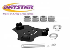"Exterior Accessories - Tire Carrier and Components - Daystar - Daystar KU72002KV Cam Can Roll Bar Mounting Kit Fits 2"" 1 3/4"" 1.5"" 7/8"" Tubing Double Cam Can"