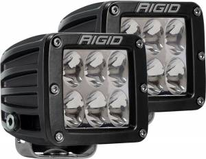 Exterior Lighting - Light Strip - Rigid Industries - D-Series Pro Driving Lights - Pair 502313 by Rigid Industries