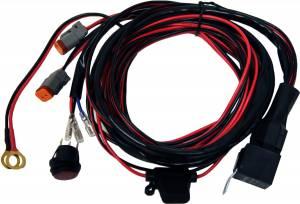 Exterior Lighting - Offroad/Racing Lamp Harness - Rigid Industries - Rigid Industries 40196 Harness