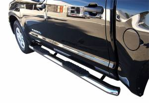 Steelcraft - Steelcraft 433129BP 5 in. Premium Oval Side Bar - Image 2