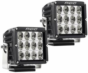 Fog/Driving Lights and Components - Driving Light - Rigid Industries - Rigid Industries 322613 D-XL Pro Driving Light