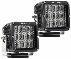 Fog/Driving Lights and Components - Driving Light - Rigid Industries - Rigid Industries 322713 D-XL Pro Specter Diffused Driving Light