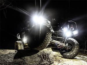 Rigid Industries - Rigid Industries 400283 Rock Light Kit LED - Image 2