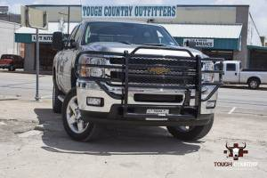 Truck Bumpers - Tough Country - Brush Guard