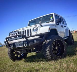 Jeep Bumpers - Tough Country