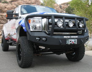 Truck Bumpers - Road Armor Stealth - Ford F250/F350 2011-2016