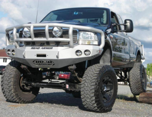 Truck Bumpers - Road Armor Stealth - Ford F250/F350 1994-2004