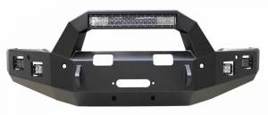 Truck Bumpers - Backwoods - Chevy Silverado 2500HD/3500