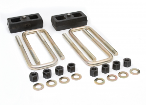 "Suspension Parts - Lift Blocks - Daystar - Daystar KT09121 1.5"" Rear Block Kit Toyota Tacoma 2005-2018"