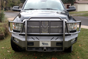 Bumpers by Style - Grille Guard Bumper - Thunderstruck