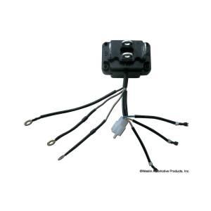Winch Accessories - Winch Solenoid - Westin - Westin 47-3670 Off-Road Series Solenoid