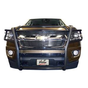 Westin - Westin 40-1515 Sportsman Grille Guard Chevrolet/GMC Colorado 2004-2011 and Canyon 2004-2012 and I-Series 2006-2008 - Image 2