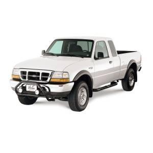 Westin - Westin 25-2115 Signature 3 Nerf Step Bars Ford/Mazda Ranger/Ranger 'Edge' Super Cab/B-Series Pickup Extra Cab 2dr 1998-2010 - Image 2