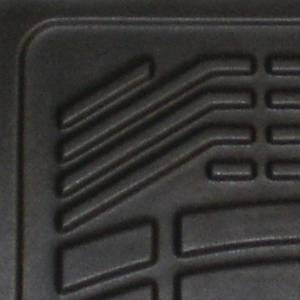 Westin - Westin 72-110056 Sure Fit Floor Liners Front Ford Explorer 2012-2014