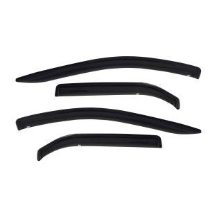 Westin - Westin 72-88428 Tape On Wind Deflector 4pc Toyota Highlander/Hybrid 2008-2013 - Image 1