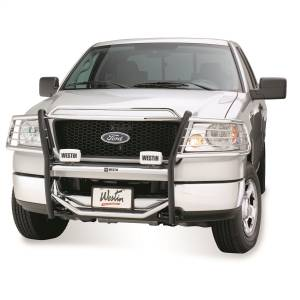 Westin - Westin 45-1640 Sportsman Grille Guard Ford F-250/350/450/550HD Super Duty 2005-2007 and Excursion 2005 - Image 6