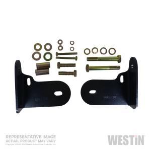 Westin - Westin 30-1155 Safari Bull Bar Mount Kit Ford/Mazda/Mercury Escape/Tribute/Mariner 2001-2007 - Image 1