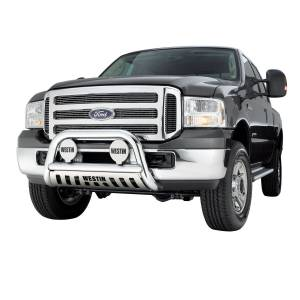 Westin - Westin 31-5640 E-Series Bull Bar Ford F-250/350/450/550 Super Duty 2005-2007 and Excursion 1999-2005 - Image 5