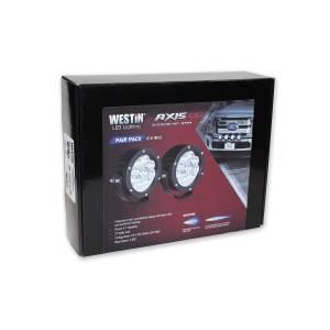 Westin - Westin 09-12007B-PR Axis LED Auxiliary Light - Image 2