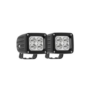 Westin - Westin 09-12252A-PR Quadrant LED Auxiliary Light - Image 1