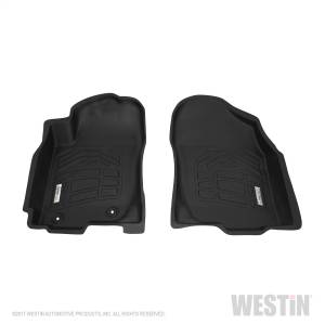 Westin - Westin 72-110096 Sure Fit Floor Liners Front Toyota RAV4 2013-2018