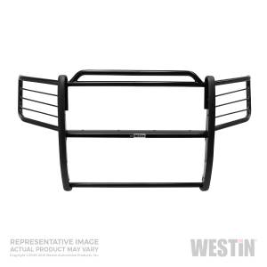Westin - Westin 40-0125 Sportsman Grille Guard Jeep Gr and Cherokee Laredo 1999-2004 and Gr and Cherokee Limited 1999-2003 - Image 1