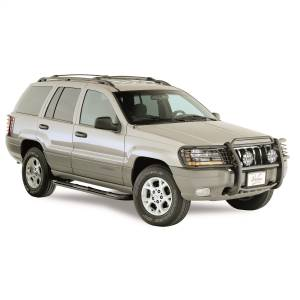 Westin - Westin 40-0125 Sportsman Grille Guard Jeep Gr and Cherokee Laredo 1999-2004 and Gr and Cherokee Limited 1999-2003 - Image 2