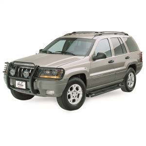 Westin - Westin 40-0125 Sportsman Grille Guard Jeep Gr and Cherokee Laredo 1999-2004 and Gr and Cherokee Limited 1999-2003 - Image 3