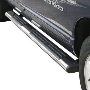 Westin - Westin 22-1015 Premier Oval Nerf Step Bar Mount Kit Dodge Dodge RAM Quad Cab 1500 2002-2008 and 25/3500 2003-2009 and 45/5500 2008-2009 - Image 2