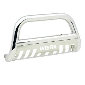 Westin - Westin 31-5170 E-Series Bull Bar Chevrolet/GMC Silverado/Sierra 'Classic' 1500LD 1999-2007 and Tahoe/Suburban/Yukon/XL 2000-2006 and Avalanche 2002-2006 1/2 ton 2000-2006 and Avalanche 2002-2006 1/2 ton - Image 2