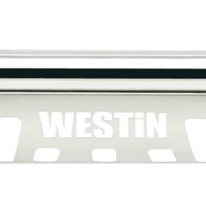 Westin - Westin 31-5170 E-Series Bull Bar Chevrolet/GMC Silverado/Sierra 'Classic' 1500LD 1999-2007 and Tahoe/Suburban/Yukon/XL 2000-2006 and Avalanche 2002-2006 1/2 ton 2000-2006 and Avalanche 2002-2006 1/2 ton - Image 4